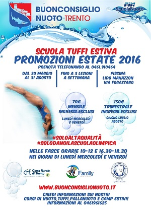 Tuffi estate 2016